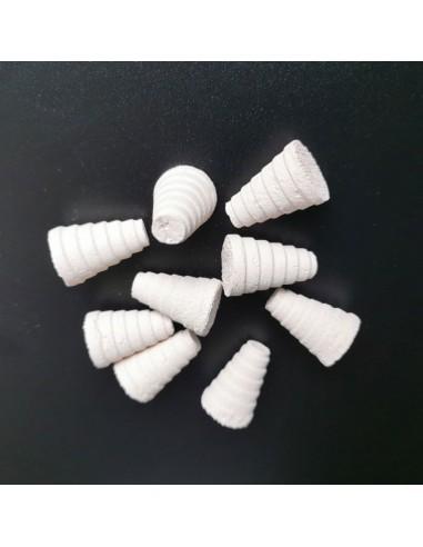 Ceramic Frag Plugs - Zoa Cone