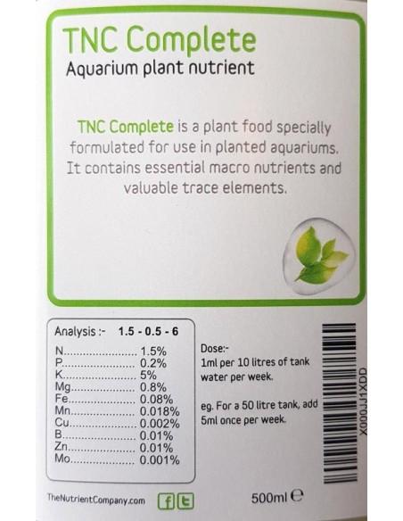 TNC Complete Planted Aquarium Fertilizer