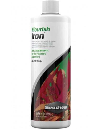 Seachem Flourish Iron Planted Aquarium Fertilizer