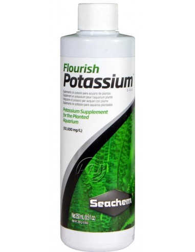 Seachem Flourish Potassium Planted Reef Tank Refugium Fertiliser