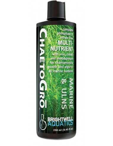 Brightwell Aquatics ChaetoGro Cheatogro Chaeto Chaetomorpha Macroalgae Fertiliser