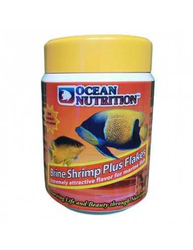 Ocean Nutrition Brine Shrimp Plus Flakes