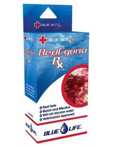 Blue Life Red Cyano Rx Cyanobacteria Treatment Blue Vet